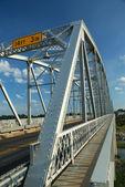 Llano River Bridge — Stock Photo