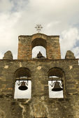 Espada Chapel Bells — Stock Photo