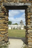 San Jaun Framer Entrance — Stock Photo