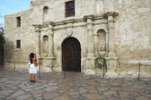 The Alamo Chapel — Stock Photo