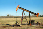 Churchill Pump Jack — Stock Photo