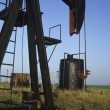 Stock Photo: Pump Jack2