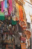 Mercado artesanal tienda tanger — Foto de Stock