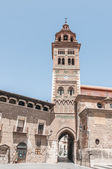 Teruel tower — Stock Photo