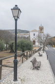 Church Hill Estepa, Andalucia, Spain — Stock Photo