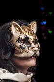 Carnival mask series 08 — Stock Photo