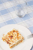 Vegetable Lasagna series 02 — Stock Photo