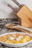 Casserole noodles with fish series 02 — Foto Stock