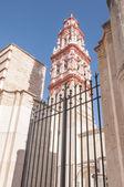 天主教教会塔系列 02 — 图库照片