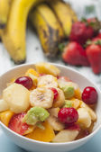 Fruit salad series 05 — Stock Photo