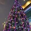 Stock Photo: Artificial Christmas Tree