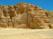 Góry pustyni. afryka — Zdjęcie stockowe