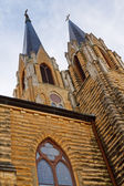 Catholic Church — Stockfoto