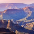 Sunset at the South Rim of the Grand Canyon — Stock Photo #34852165