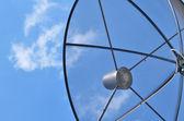 Antenna parabolica — Foto Stock