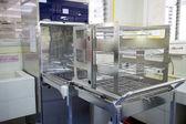 Hospital washing machines for medical instruments — Stock Photo