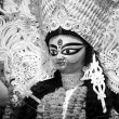 An Indian Deity : Goddess Durga — Stock Photo