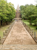 Phra Sat Phra Nom Rung way — Stock Photo