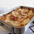 Lasagna — Stock Photo #41352855
