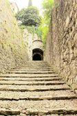 Vecchie scale — Foto Stock