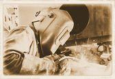 溶接機 — ストック写真