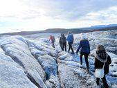 Glacier — ストック写真