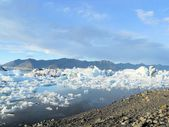 Icebergs — Foto de Stock