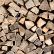 Firewood stacked — Stock Photo #30668119