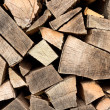 Firewood stacked — Stock Photo #30880267