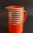 70s pitcher hand made. — Stockfoto
