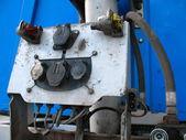 Truck panel — Stock Photo