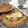 Toasted Teacakes — Stock Photo #30629253