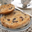 Toasted Teacakes — Stock Photo