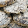 Stock Photo: Griddle cakes