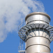 Industrial chimney — Stock Photo #30794993
