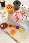 Sewing kit — Photo