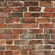 Victorian bricks and mortar — Stock Photo