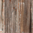 Stock Photo: Weathered planks
