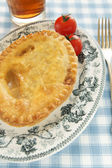 Savoury Pie — Stock Photo