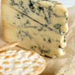 Stilton cheese — Stock Photo