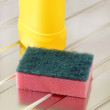 Nylon pscourer — Stock Photo #33904643