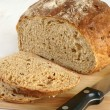 Stock Photo: Malted wholemeal loaf