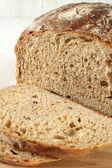 Malted wholemeal loaf — Stock Photo