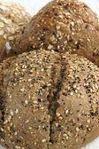Multigrain bread — Stock Photo