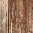 Weathered planks — Stock Photo