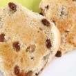 Stock Photo: Toasted Teacakes