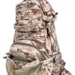 Military backpack isolated — Stock Photo #37013453