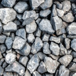 A Gray granite stones background — Stock Photo