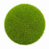 Green small planet — Stock Photo