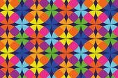 Multicolored background — Vector de stock